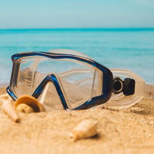 Очки, маски и ласты для плавания