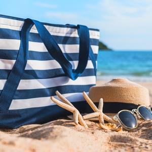 Сумки и рюкзаки пляжные
