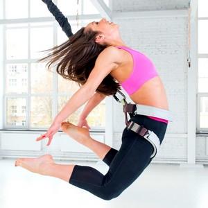 Банджи фитнес (Bungee Fitness)