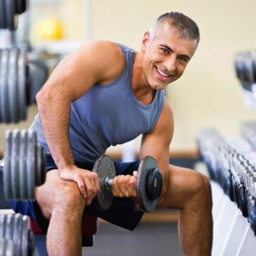 Одежда для тренировок мужская
