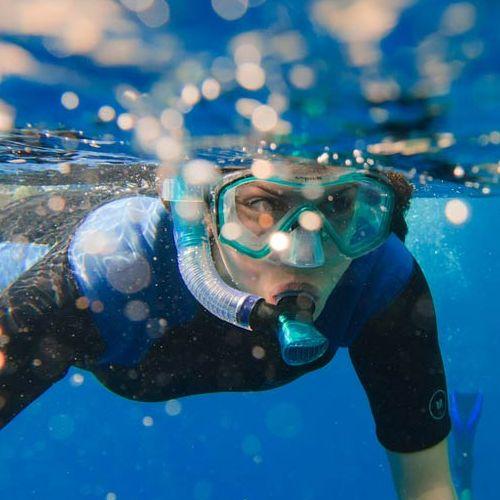Маски и трубки для подводного плавания