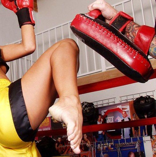 Пэды и макивары для Тайского бокса