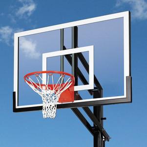 Баскетбольные стойки, щиты и кольца