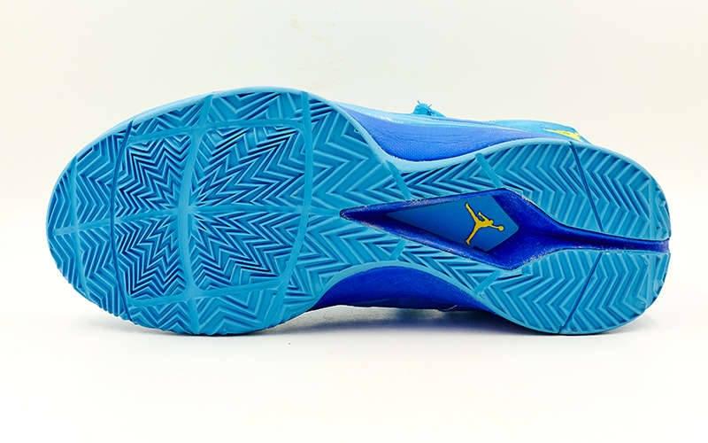 c7b19012 Обувь для баскетбола мужская Jordan OB-6412-1 (41-46) (PU, синий ...