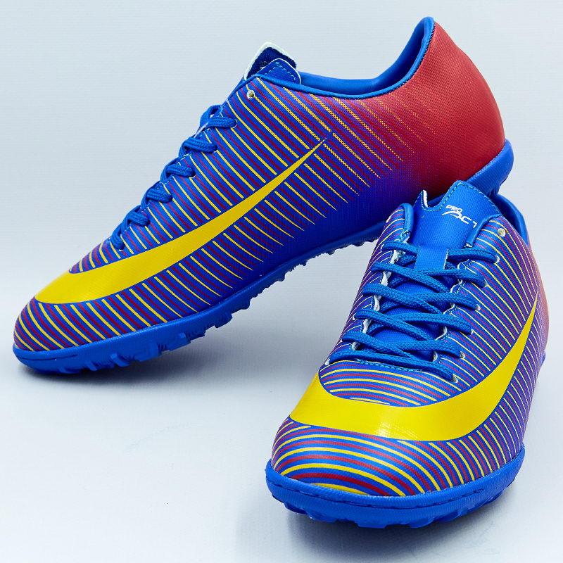 da18cdad Обувь футбольная сороконожки (р-р 40-45) VL17562-TF-40-45-PBO PUR ...