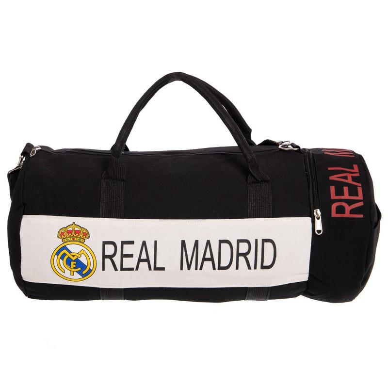 f1b4ad0ddae3 ... Сумка для тренировок с символикой футбольного клуба REAL MADRID GA-5633-4  (р ...