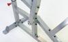 Тяга к груди с упором Zelart AX1026 Seated Row Machine (металл, PVC, р-р 150x90x121см) уп. в 2ящ. 7