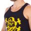 Майка борцовка спортивная мужская MIXSTAR MUSCLE DOG CO-5903 S-XL цвета в ассортименте 6