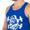 Майка борцовка спортивная мужская MIXSTAR MUSCLE DOG CO-5903 S-XL цвета в ассортименте 10