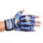 Перчатки для смешанных единоборств MMA PU ZELART BO-1395 (р-р S-L, цвета в ассортименте) 11