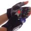 Велоперчатки с открытыми пальцами SCOYCO ВG06 (размер S-L цвета в ассортименте) 3