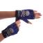 Велоперчатки с открытыми пальцами Skull BC-4622 размер L цвета в ассортименте 2
