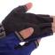 Велоперчатки с открытыми пальцами Skull BC-4622 размер L цвета в ассортименте 3