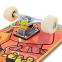 Скейтборд в сборе (роликовая доска) SK-0315 (колесо-PU, р-р деки 78х20х1,2см, АВЕС-7, цвета в ассортименте) 8