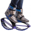 Ботинки на пружинах Фитнес джамперы профессиональные Record Kangoo Jumps SK-7282 (полиэстер, PVC, р-р 30-44, цвета в ассортименте) 6
