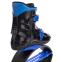Ботинки на пружинах Фитнес джамперы профессиональные Record Kangoo Jumps SK-7282 (полиэстер, PVC, р-р 30-44, цвета в ассортименте) 12