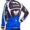 Велоформа длинный рукав утепленная PANTHER NA-LJ-1404 XL-XXL черный-синий 7