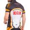 Велоформа короткий рукав PANTHER NA-1385 (р-р XL-XXL (46-52), черный-белый-оранжевый) 6