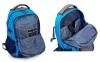 Рюкзак спортивный с жесткой спинкой Zelart GA-3702 (нейлон, р-р 50х33х16см, цвета в ассортименте) 1