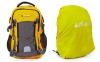 Рюкзак спортивный с жесткой спинкой Zelart GA-3702 (нейлон, р-р 50х33х16см, цвета в ассортименте) 4