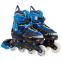 Роликовые коньки раздвижные в наборе защита, шлем, сумка JINGFENG SK-180 (колесо-PU, р-р 31-38, цвета в ассортименте) 1