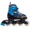 Роликовые коньки раздвижные в наборе защита, шлем, сумка JINGFENG SK-180 (колесо-PU, р-р 31-38, цвета в ассортименте) 3