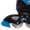 Роликовые коньки раздвижные в наборе защита, шлем, сумка JINGFENG SK-180 (колесо-PU, р-р 31-38, цвета в ассортименте) 5
