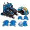 Роликовые коньки раздвижные в наборе защита, шлем, сумка JINGFENG SK-180 (колесо-PU, р-р 31-38, цвета в ассортименте) 15