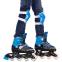 Роликовые коньки раздвижные в наборе защита, шлем, сумка JINGFENG SK-180 (колесо-PU, р-р 31-38, цвета в ассортименте) 18