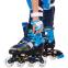 Роликовые коньки раздвижные в наборе защита, шлем, сумка JINGFENG SK-180 (колесо-PU, р-р 31-38, цвета в ассортименте) 19