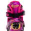Роликовые коньки раздвижные в наборе защита, шлем, сумка JINGFENG SK-180 (колесо-PU, р-р 31-38, цвета в ассортименте) 29