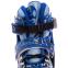 Роликовые коньки раздвижные в наборе защита, шлем, сумка JINGFENG SK-170 (31-42) (PL, PVC, колесо PU светящ., алюм., цвета в ассортименте) 7