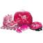 Роликовые коньки раздвижные в наборе защита, шлем, сумка JINGFENG SK-170 (31-42) (PL, PVC, колесо PU светящ., алюм., цвета в ассортименте) 23