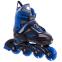 Роликовые коньки раздвижные JINGFENG SK-189 (31-42) (PL, PVC, колесо PU светящ., алюм., цвета в ассортименте) 16