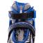 Роликовые коньки раздвижные JINGFENG SK-189 (31-42) (PL, PVC, колесо PU светящ., алюм., цвета в ассортименте) 20