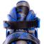 Роликовые коньки раздвижные JINGFENG SK-857 (31-42) (PL, PVC, колесо PU светящ., алюм., цвета в ассортименте) 22