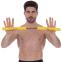 Нунчаку тренировочные соедененные шнуром ВО-5948 (пластик, неопрен, полиэстер, черный, желтый, красный, синий) 6
