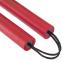 Нунчаку тренировочные со шнуром SP-Sport ВО-5948 цвета в ассортименте 15