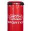 Мешок боксерский Цилиндр с кольцом ЭЛИТ SPORTKO MP-0 высота 150см цвета в ассортименте 2