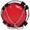Мешок боксерский Цилиндр с кольцом и цепью ЭЛИТ SPORTKO MP-00 высота 140см цвета в ассортименте 3