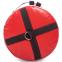 Мешок боксерский Цилиндр с кольцом и цепью ПВХ h-140см ЭЛИТ SPORTKO MP-00 (рез.крош,тырс,d-35см,50кг, цвета в ассортименте) 3