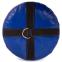 Мешок боксерский Цилиндр с кольцом и цепью ПВХ h-150см SPORTKO MP-4091 (рез.крош,тырса,d-30см,40кг, цвета в ассортименте) 4