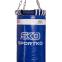 Мешок боксерский Цилиндр с кольцом и цепью ПВХ h-180см SPORTKO MP-4090 (рез.крош,тырса,d-30см,50кг, цвета в ассортименте) 2