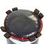 Мешок боксерский Цилиндр с кольцом Бочонок SPORTKO MP-6-1 высота 75см цвета в ассортименте 2