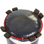 Мешок боксерский Цилиндр с кольцом ПВХ h-75см Бочонок SPORTKO MP-6-1(рез.крош,тырса,d-29см,вес-15кг, черный) 1