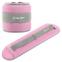 Утяжелители-манжеты водонепроницаемые FI-7210-4 (2 x 2кг) (полиэстер, сетка, наполнитель-гель, цвета в ассортименте) 0
