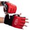 Перчатки для смешанных единоборств MMA кожаные VELO ULI-4033 (р-р S-XL, цвета в ассортименте) 0