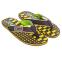 Вьетнамки для мальчиков KITO EC4223-BLACK-YELLOW размер 32-35 черный-желтый 1