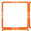 Тренировочная напольная сетка (квадратная 1шт) HEXAGON Agility Grid C-1411 (пластик, р-р 42,5х42,5см, цвета в ассортименте) 3