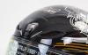 Мотошлем интеграл (full face) со съемным утеплителем Tanked Racing T112-7 (ABS, размер L-XL-58-62, черный-белый-золотой) 2